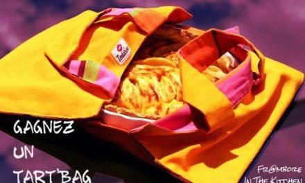Un tart' bag Tentation® à gagner #concours terminé#