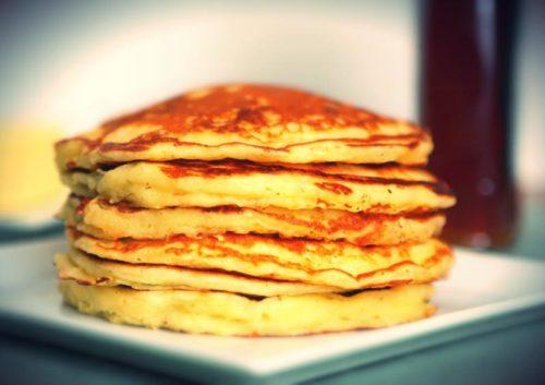 Les pancakes de Framboize