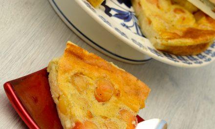 Clafoutis aux cerises, recette de Philippe Conticini