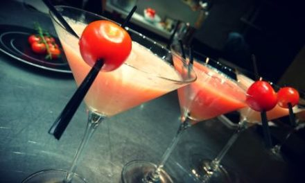 Revisiter les cocktails dans un hôtel 5 étoiles