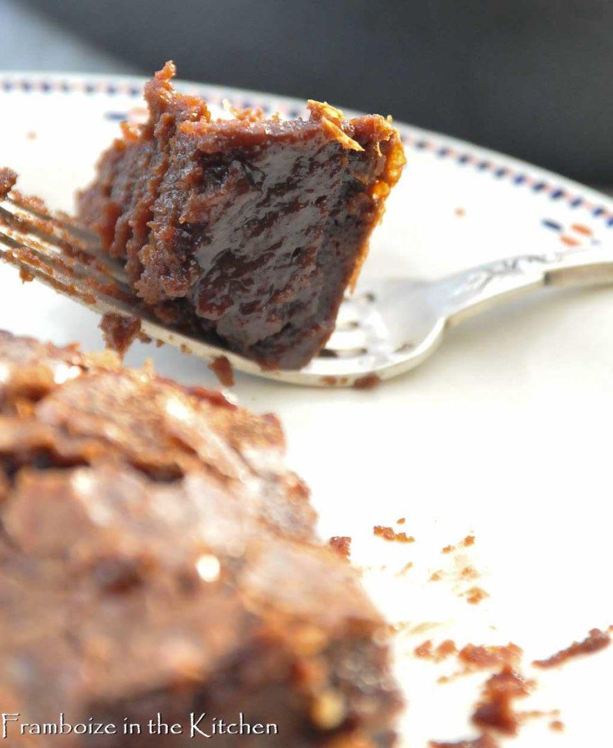 fondant chocolat no-gluten