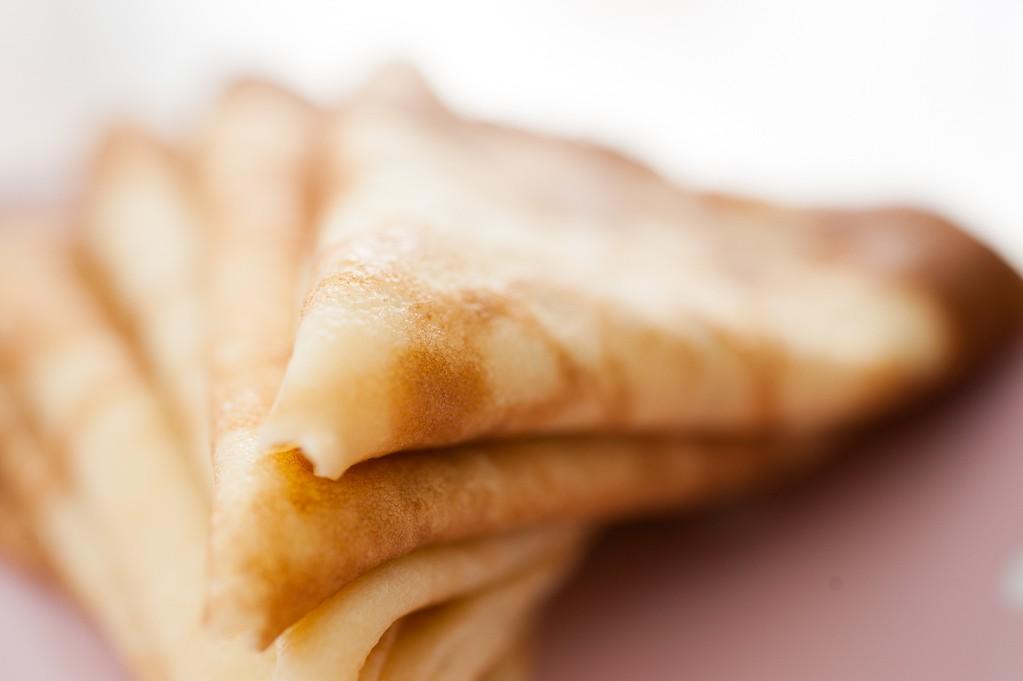 recette de ma Ma délicieuse Pâte à crêpes maison facile