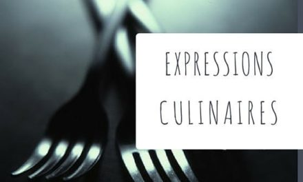 Expressions culinaires