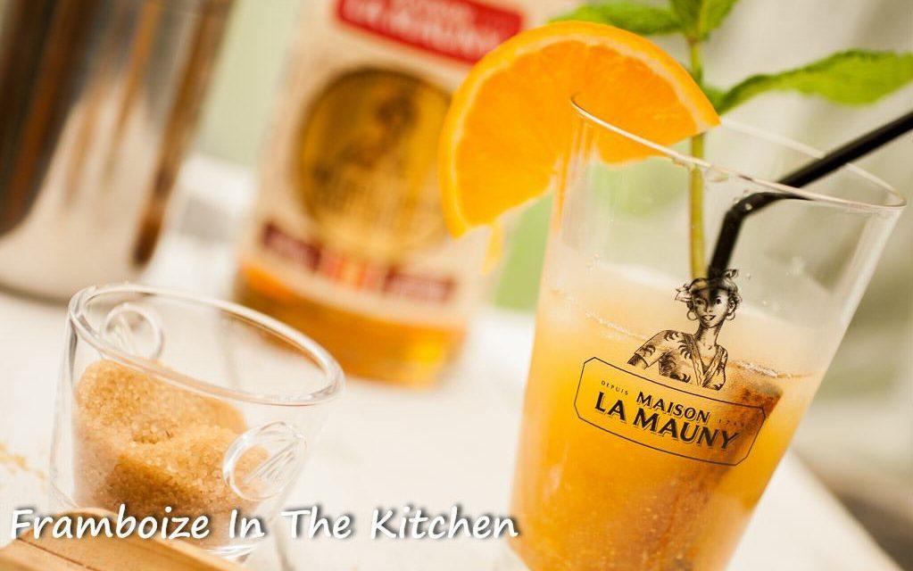 Cocktail : La Mauny Marmelade