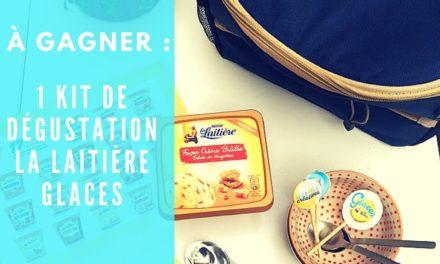 #CONCOURS : La Laitière® Glaces