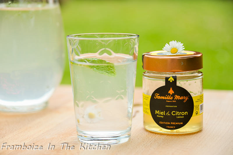 Citronnade miel-citron