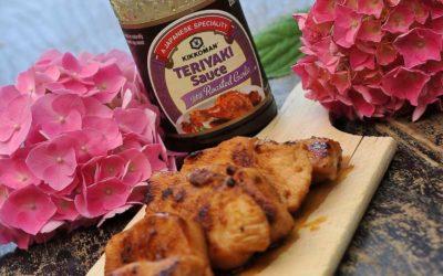 Poulet Grillé sauce Teriyaki
