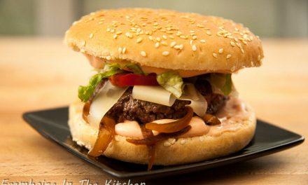Mon hamburger classique