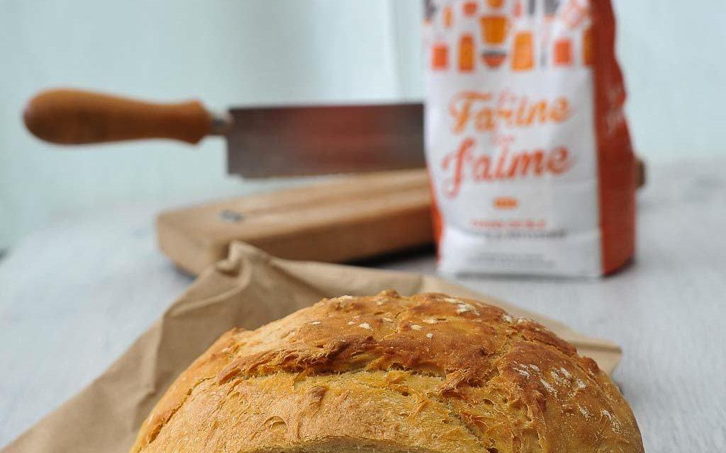 Pain cuisson cocotte