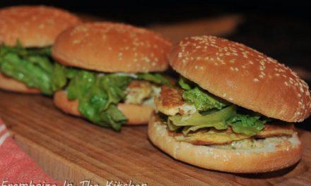 Le Burger Végétarien : le «VégéThierno»