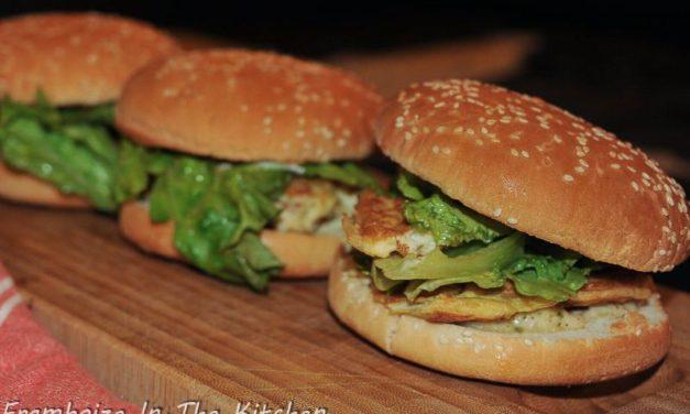 Le Burger Végétarien : le « VégéThierno »