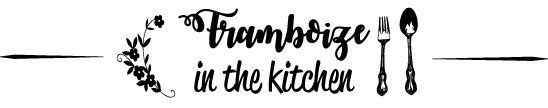 Simple and easy french recipes from Framboize