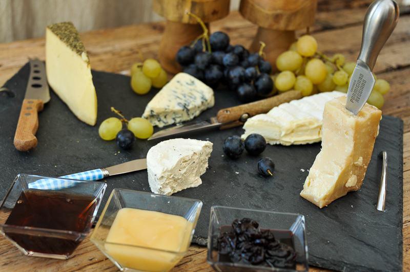 Plateau de fromages idéal #Concours