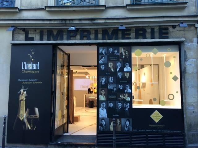 Boutique L'instant Champagne