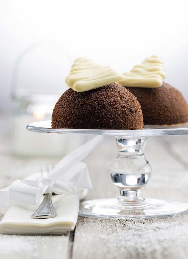Exki - Dôme au chocolat