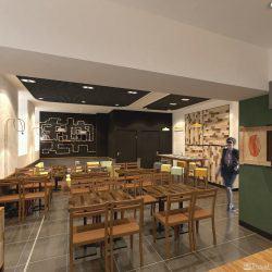 Restaurant Exki Saint-Lazare