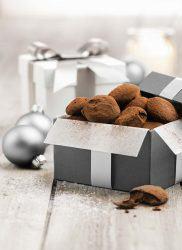 Exki - Truffes de Noël