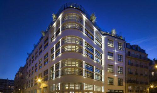 Hôtel Le Cinq Codet