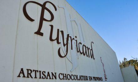 J'ai visité la chocolaterie Puyricard