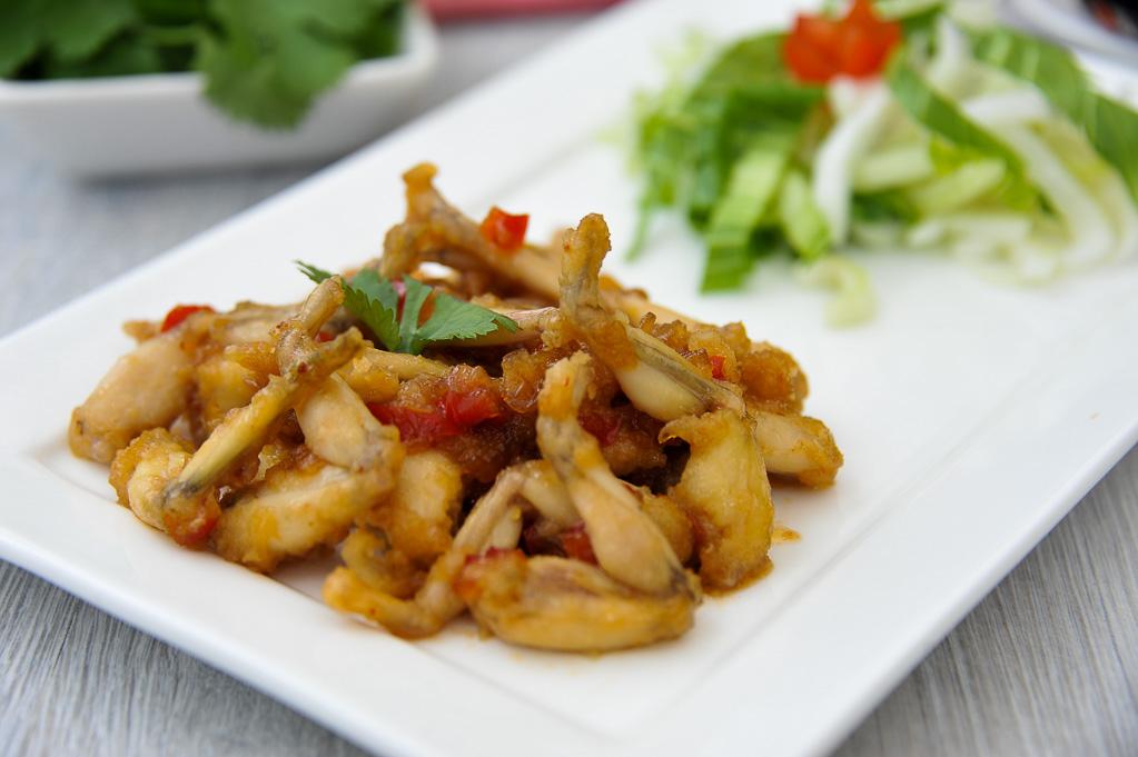 Cuisse de grenouille la sishuanaise recettes simples - Cuisiner cuisses de grenouilles surgelees ...