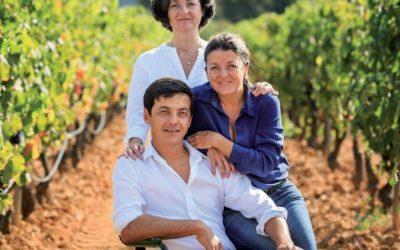Figuière, vin de la famille Combard