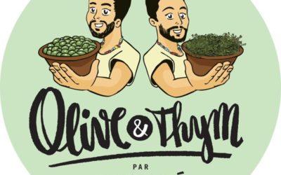 logo Olive et Thym