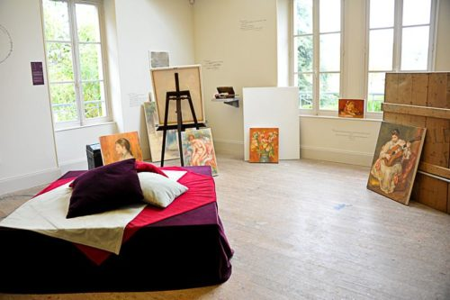 Atelier Auguste Renoir