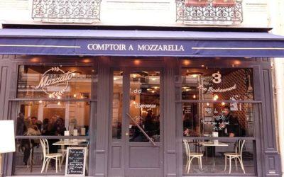 Mozzato, bar à mozzarella à Paris