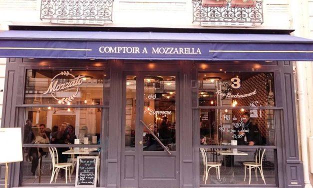 Mozzato, le bar à Mozzarella.