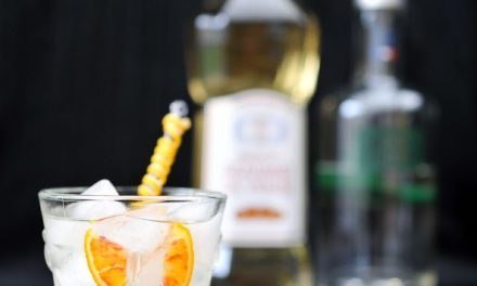 Cocktail : Muscat Fresh