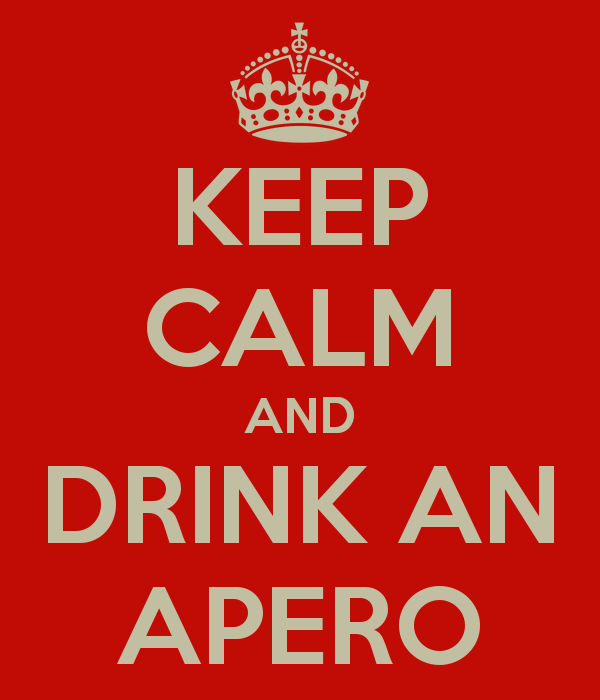 keep calm apéro tme