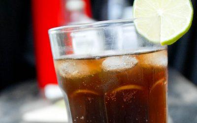 Cocktail : Cuba libre