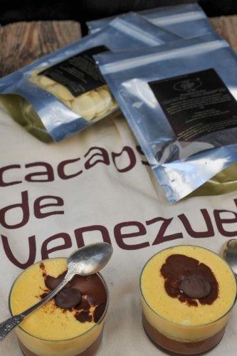 Mousse au chocolat vénézuelien ElRey