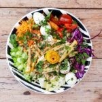 Salade tentation bowl « healthy »