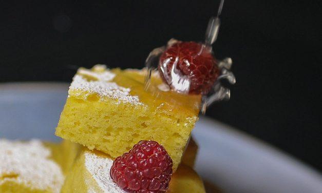 Gâteau à la Bergamote version gourmande
