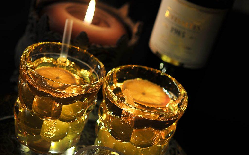 Cocktail : Rivesaltes Tonic