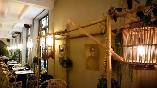 Bambou, restaurant thaïlandais