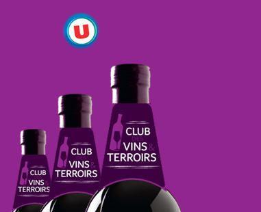 La foire aux vins des magasins U