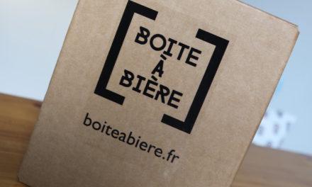 La boite à bière