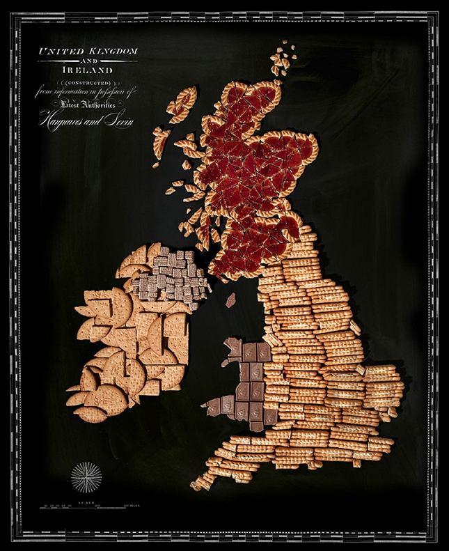 Irlande-nouriture-carte