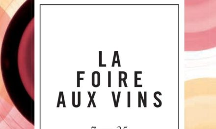 Foire au vin Monoprix 2016
