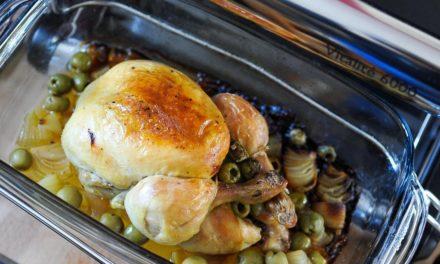 Poulet aux olives et au thym à l'Omnicuiseur