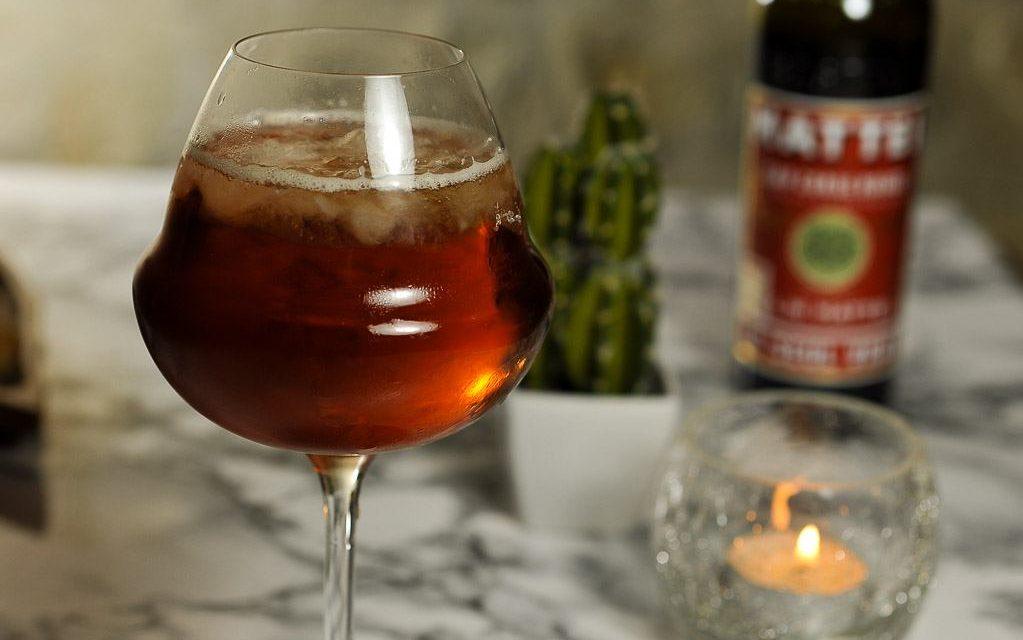 Cocktail : Cap Corse Tonic