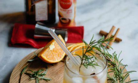 Cocktail :Citron'elle d'hiver
