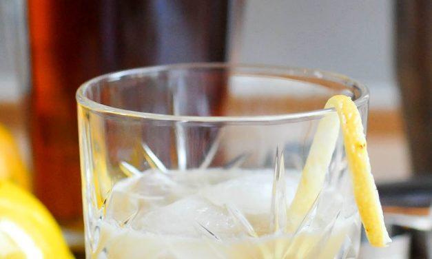 Cocktail : Cognac Sour