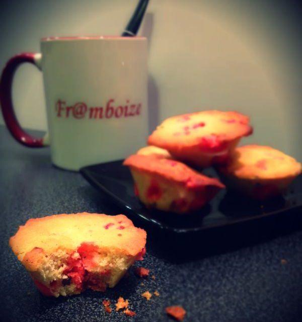 Cookies aux pralines et amandes en poudre