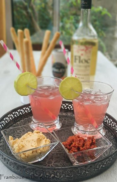Cocktail :Floc Finley