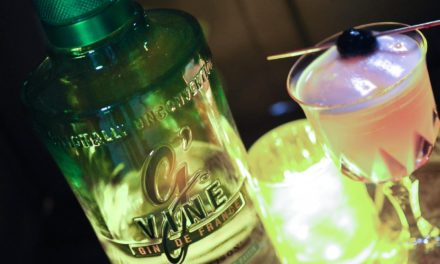 Cocktail : Sweet pink. G'Vine le gin français