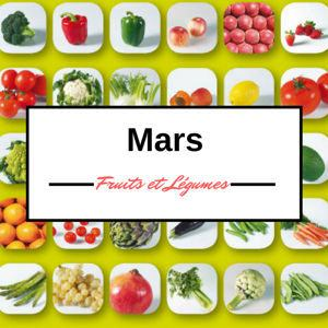 fruits et l gumes de mars recettes simples et faciles de. Black Bedroom Furniture Sets. Home Design Ideas
