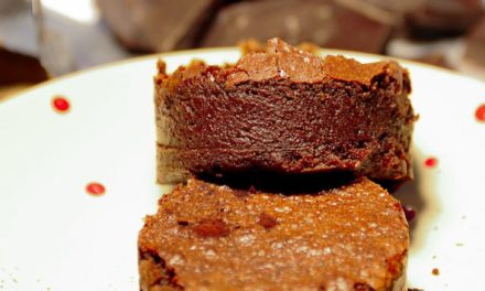 Petit moelleux au chocolat